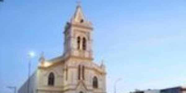 Igreja Matriz , Por isaura cristina